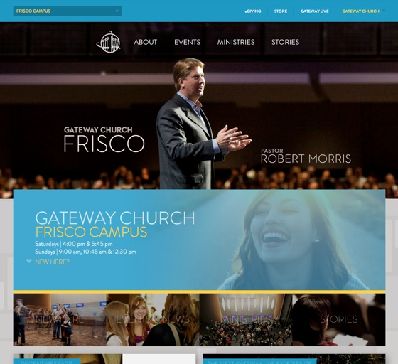 Gateway Church Frisco
