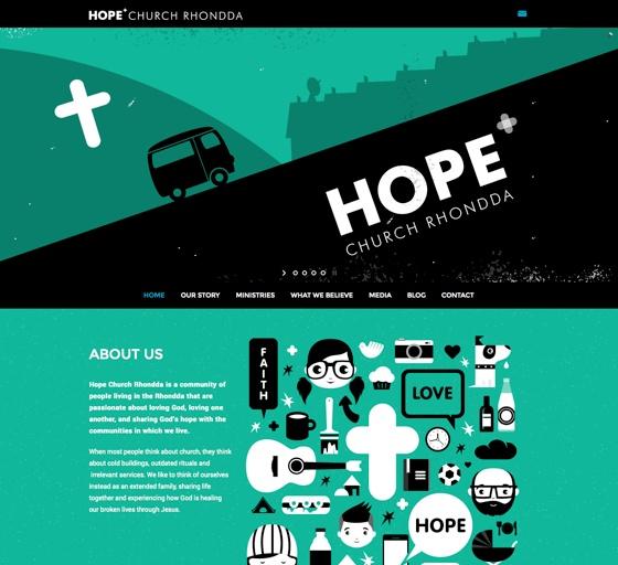 Hope Church Rhondda