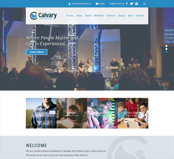 Calvary Church Dover
