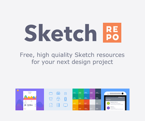 Sketch Repo - Free, high quality Sketch App resources